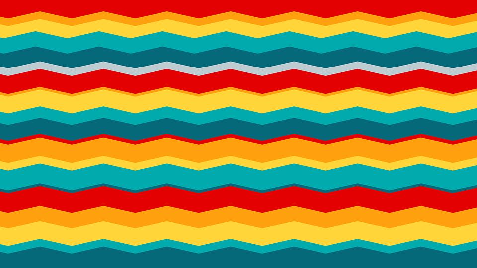 Retro Colors 60 Free Vector Graphic On Pixabay