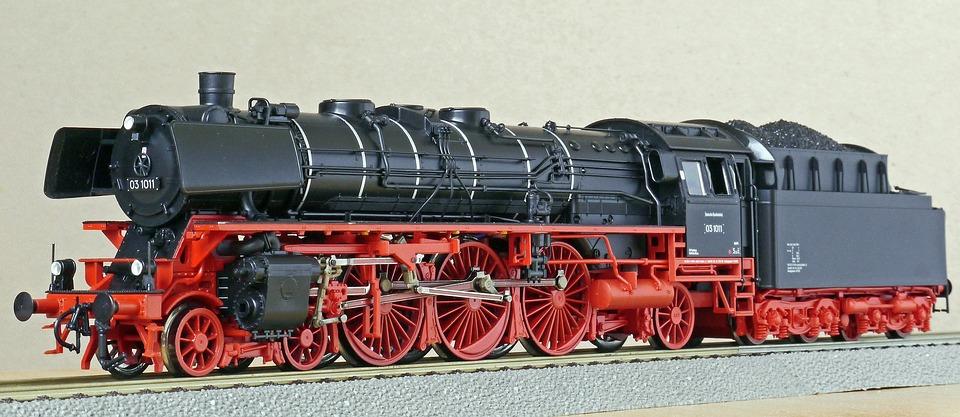 蒸気機関車, モデル, H0 スケール, Br03, Br03-10, ドイツ語ためす, Db