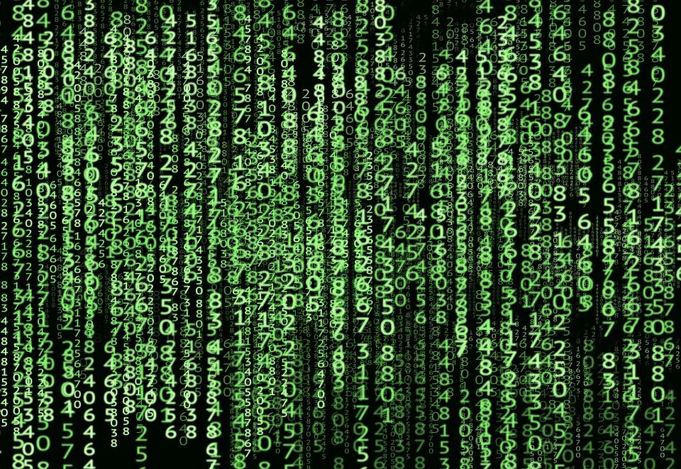 Macierz, Technologia, Tech, Danych, Cyfrowy, Sieci