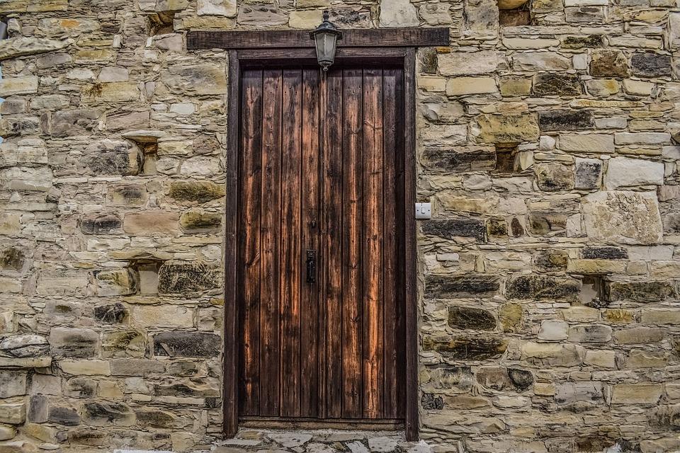 Door Wooden Wall 183 Free Photo On Pixabay
