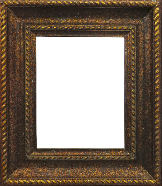 Frame Picture Antique Free Photo On Pixabay