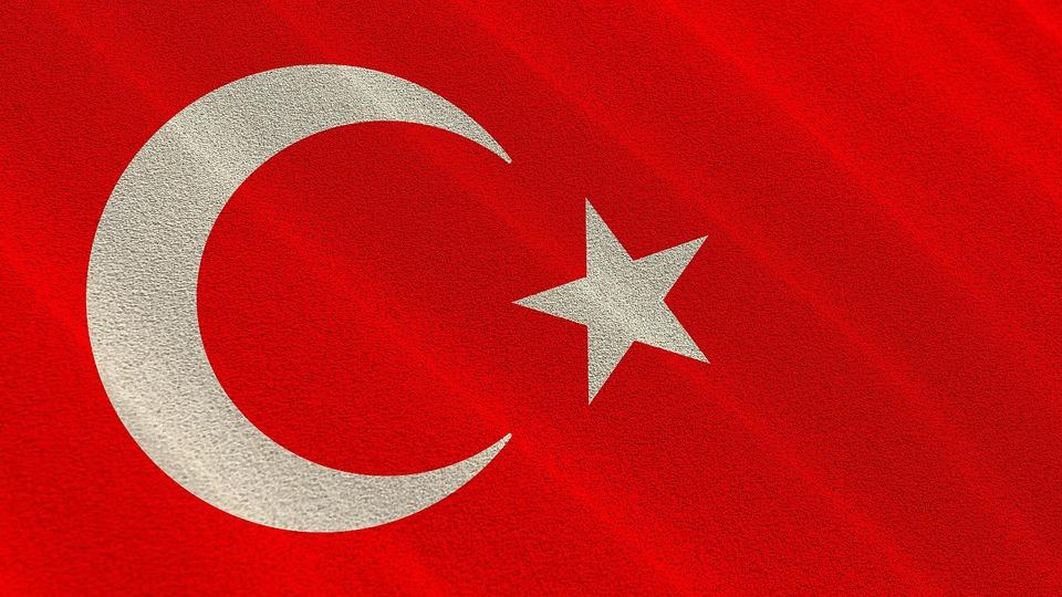 Wallpaper Turkish Turkey Flag Stars