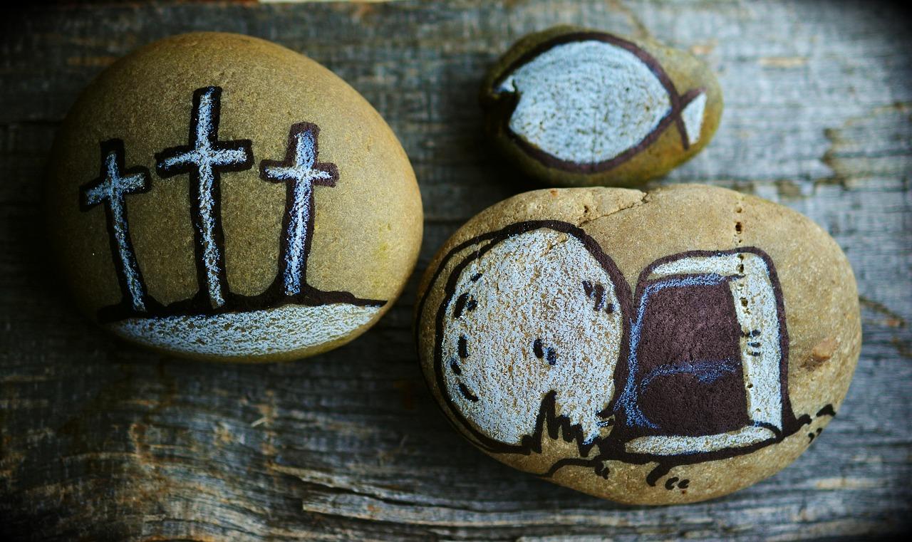 Passion, Kreuz, Karfreitag, Grab Jesu, Auferstehung