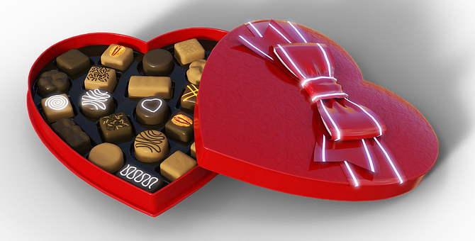 Heart, Chocolates, Gift, Packaging,124 Free images of Chocolate Day Related Images: Chocolate Love Heart  Valentine's Day  Candy  Hot Chocolate  Romantic  Romance  Valentine  Sweet