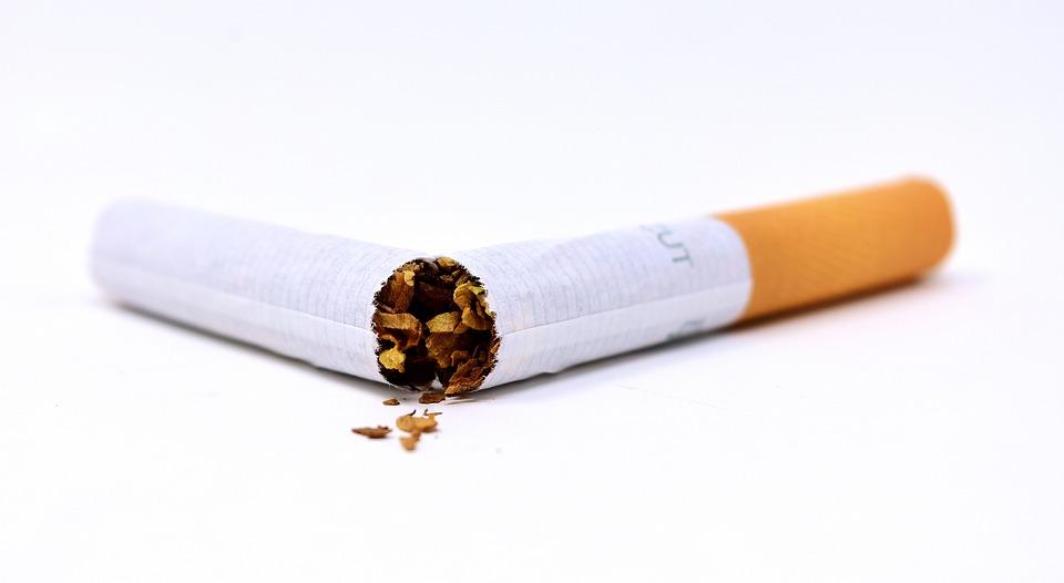 Cigarette, Broken, Unhealthy, Smoking, Addiction