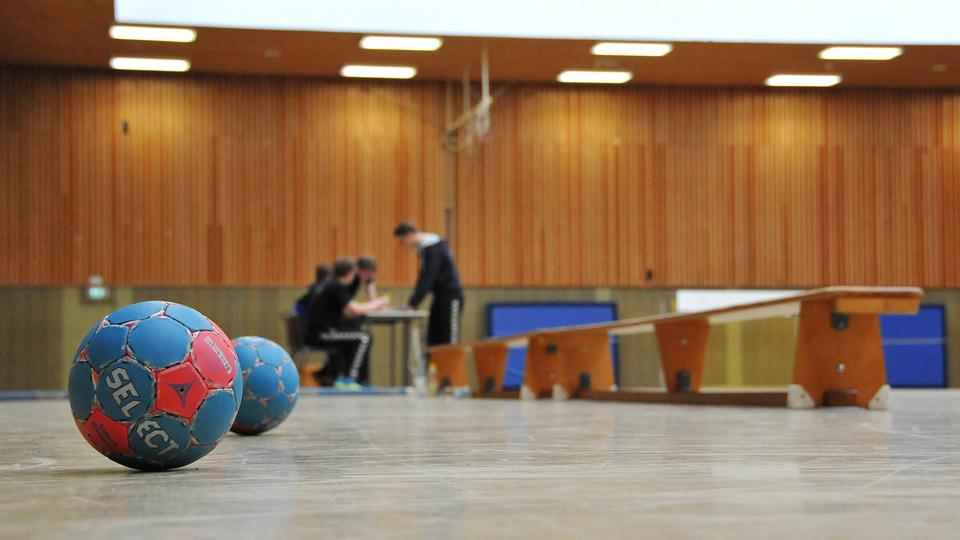 Handball, Hall, Ball, Balls, Within, Sport, Play
