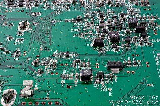 Printed Circuit Board, Board
