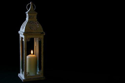 Candle, Replacement Lamp, Lantern, Light