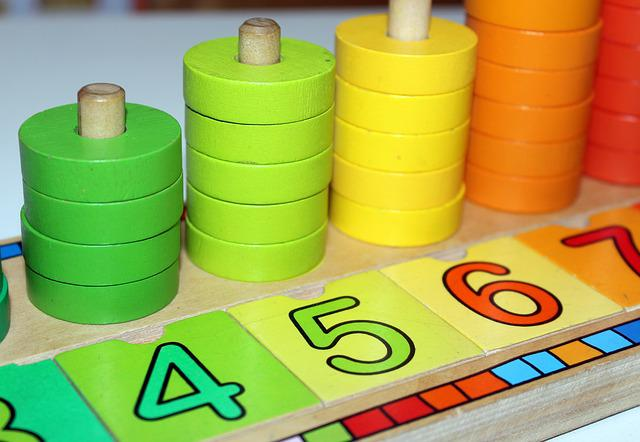 Counting u003cbu003eEducationu003c/bu003e Toy Wooden - Free photo on Pixabay