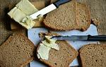 chleb, masła, chleb z masłem