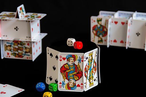 Play, Pocker, Pleasure, Luck, Cards