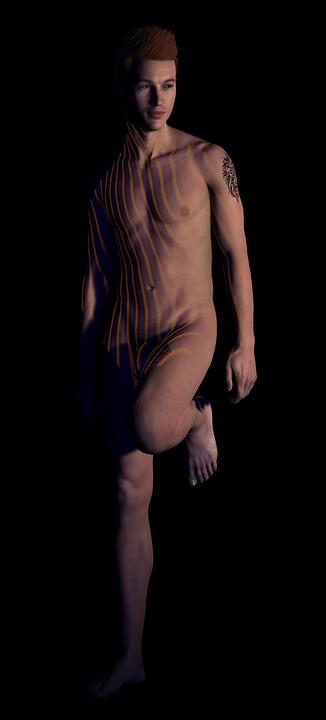Szexi meztelen lány kép