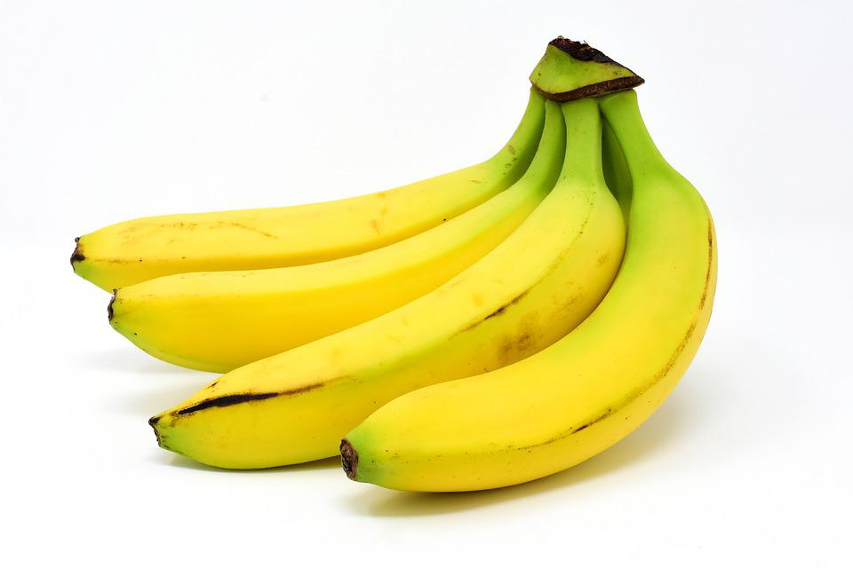 Bananen, Obst, Lecker, Süß, Gelb, Früchte, Frucht
