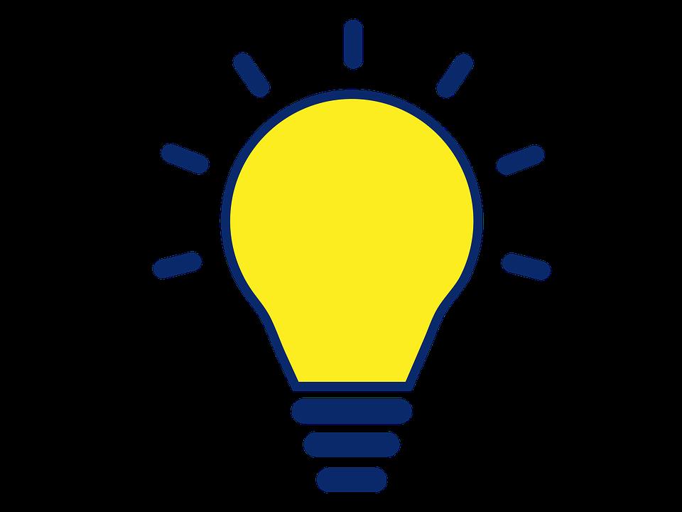 ampoule id e lumineux image gratuite sur pixabay. Black Bedroom Furniture Sets. Home Design Ideas
