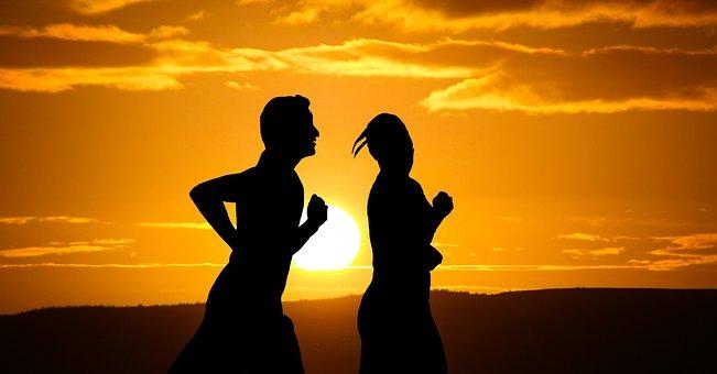 Running, Runner, Long Distance, Fitness