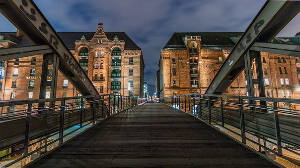 Architecture, Bridge, Building, Travel