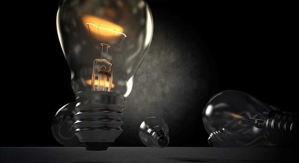 Lamp, Pear, Lighting, Light, Light Bulb, Bulbs, Energy