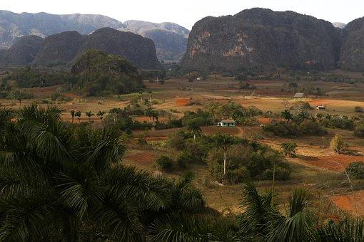 Kuba-Rundreise: 1. Etappe Valle de Viñales, Mogotes