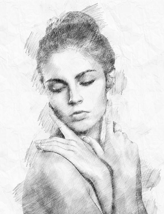 Kresleni Tuzka Tuzkou Obrazek Zdarma Na Pixabay