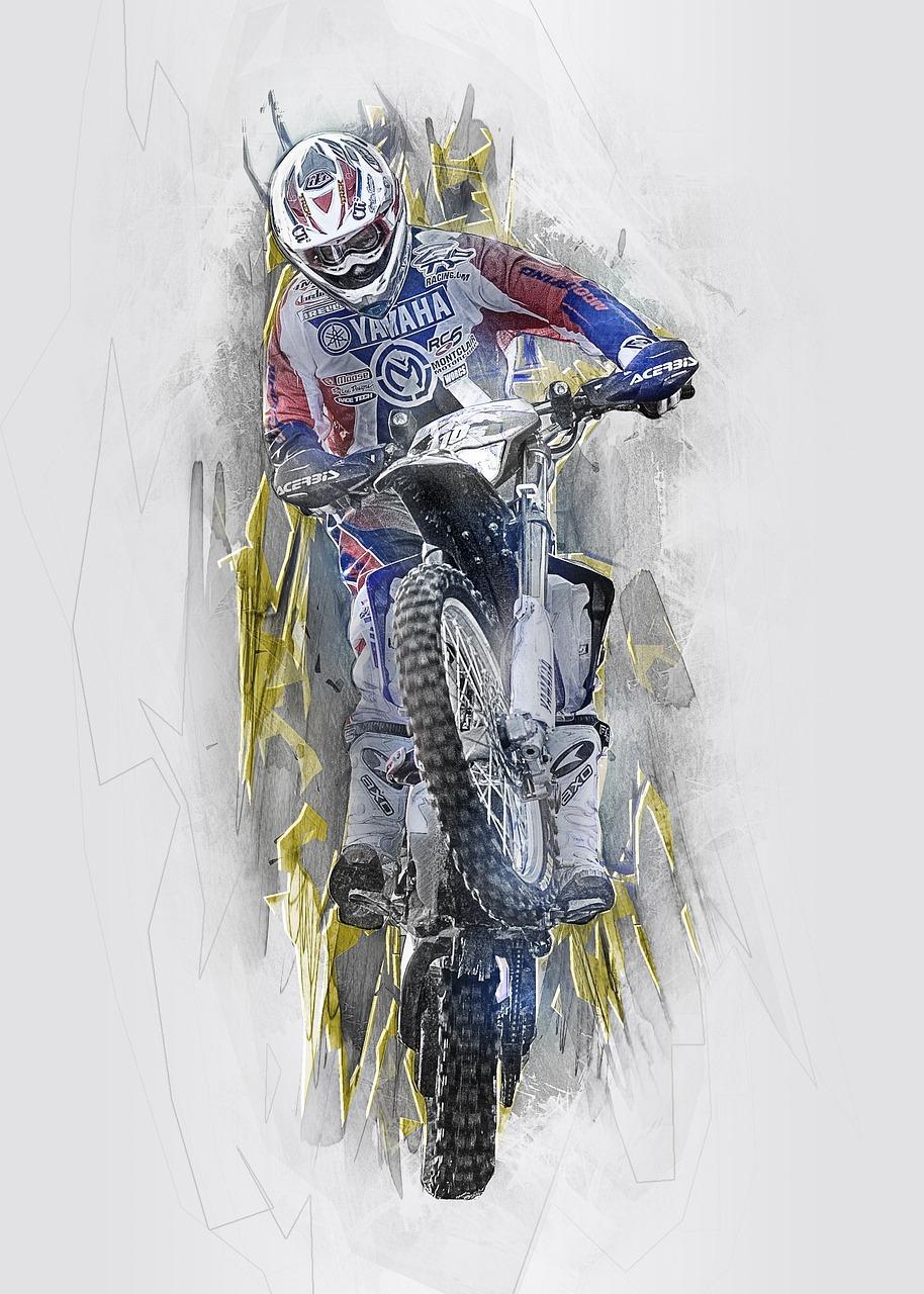 Dirt Bike Motocross Motorcycle Free Photo On Pixabay