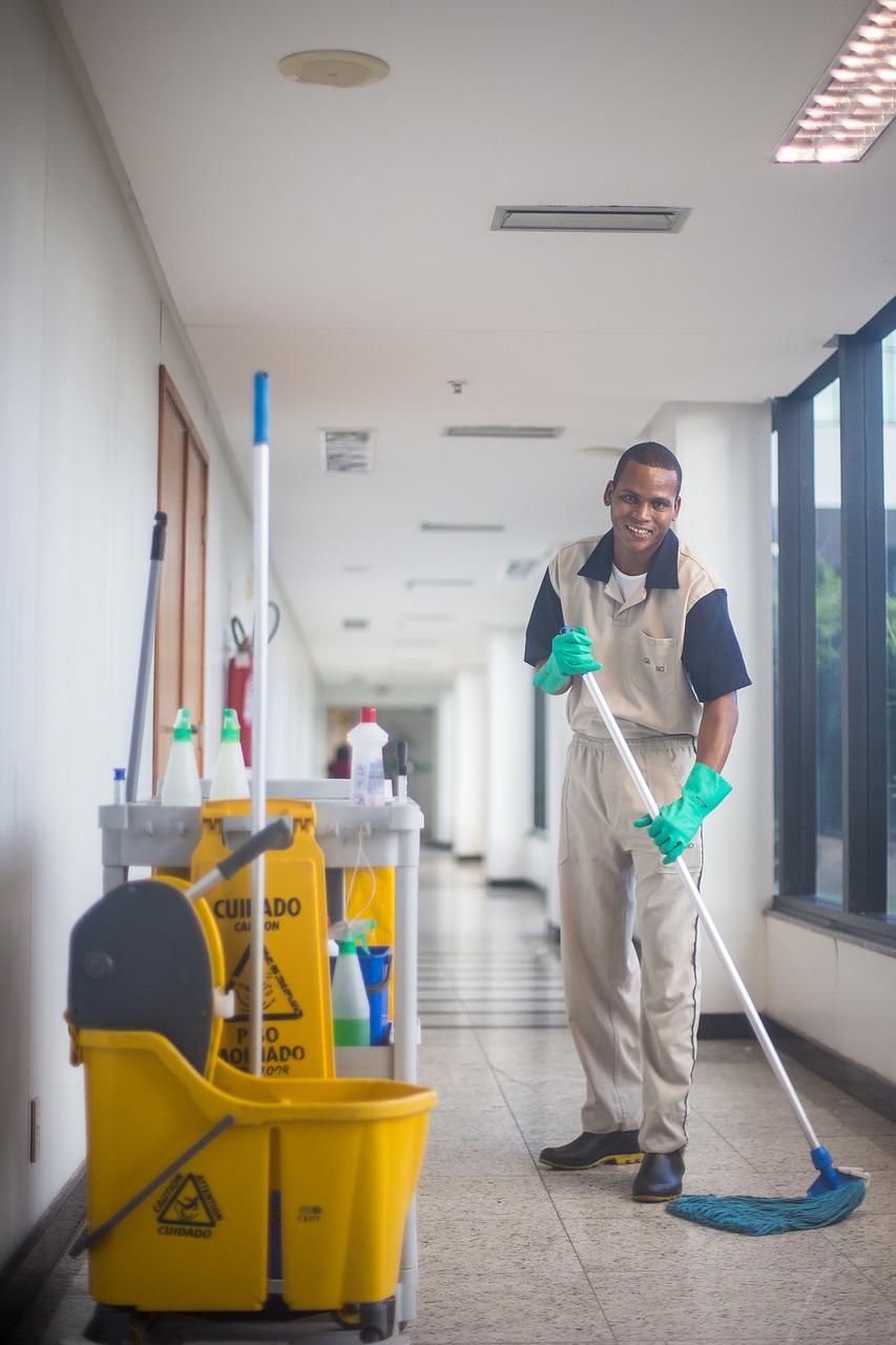 Commercial Cleaning Near St. Joseph MO