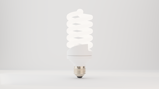 Light, Bulb, Simple