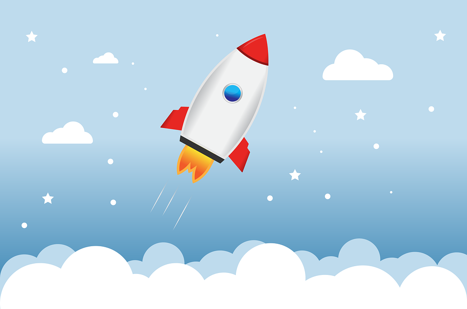 Rocket Science Spaceship · Free Vector Graphic On Pixabay