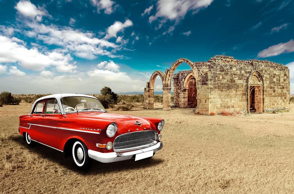 Free photo: Car, Vintage, Vehicle, Retro, Motor - Free Image on ...