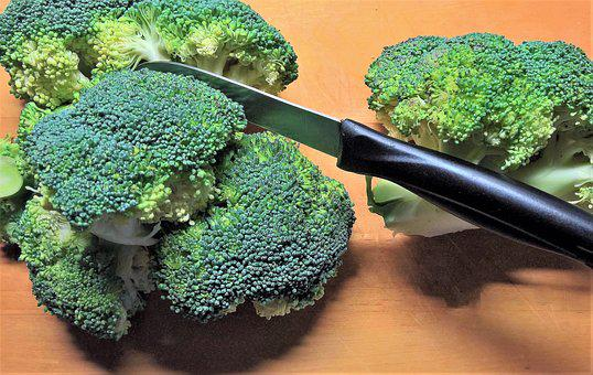 Broccoli, Vegetables, Cabbage, Eat