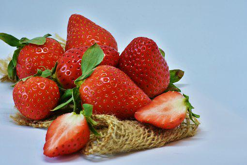 イチゴ, フルーツ, 食品, 健康, ベリー, ダイエット, デトックス
