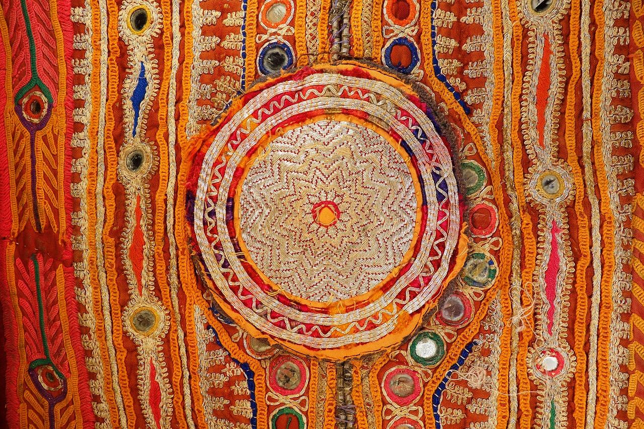 Embroidery Sheesha Abhala Bhara - Free photo on Pixabay