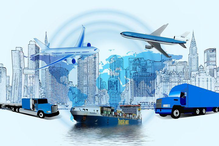 advantages of global logistics