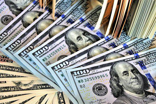 America, The Dollar, President, Finance