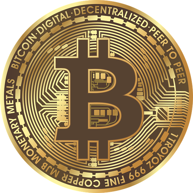 Bitcoin Blockchain Currency - Free vector graphic on Pixabay