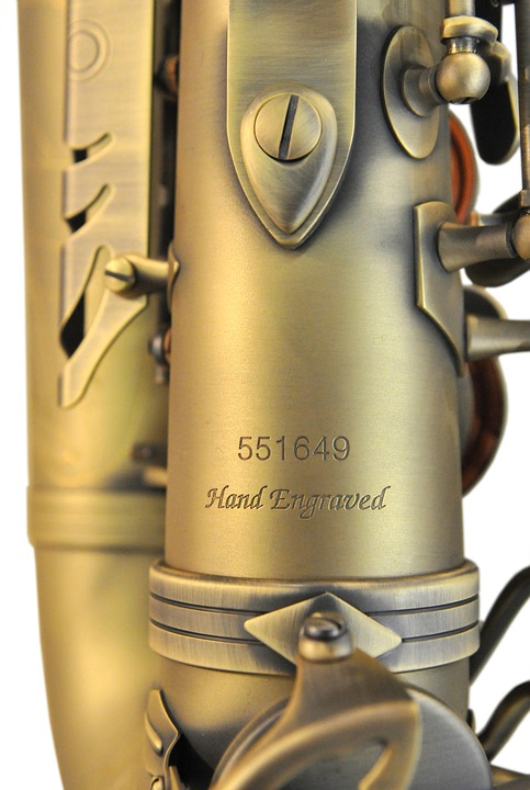 Saxophone serial number location