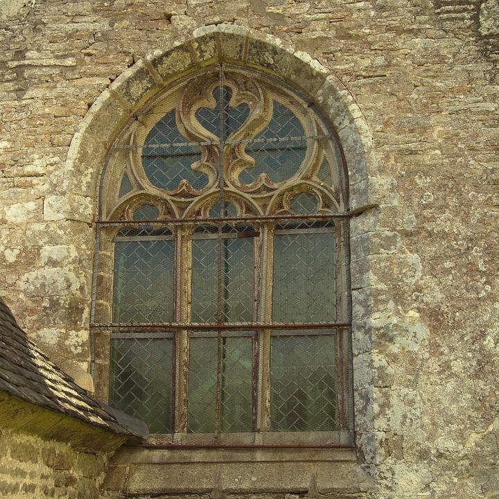 Architecture Window Gothic Pierre