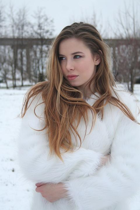 White Blond Beauty Free Photo On Pixabay
