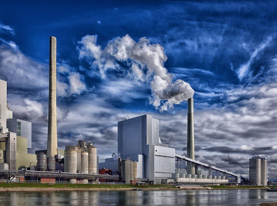 โรงกลั่น, อุตสาหกรรม, อบไอน้ำ, การอนุรักษ์