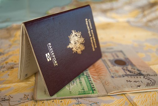 Passport, Visa, Border, Buffer, Customs