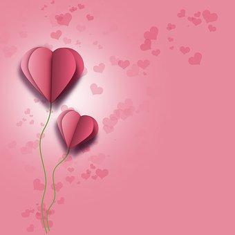 Heart, Love, Romance, Amorous, Map