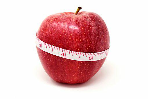 Apple, Healthy, Fruit, Calories, Red
