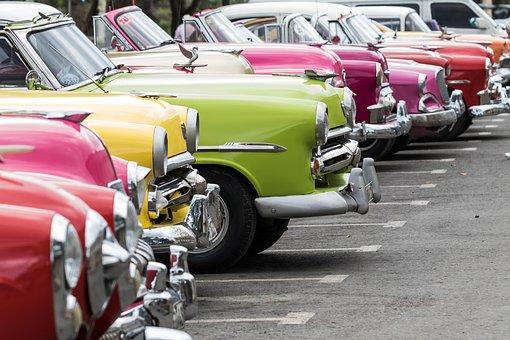 Куба, Гавана, Автомобиль, Classic