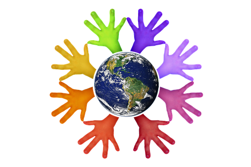 Volunteers, Hands, Help, Voluntary, Wrap