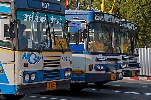 El Sistema De Transporte Autobs Auto