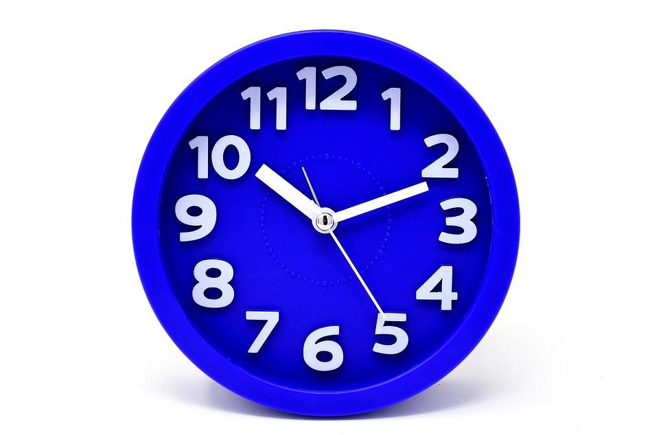 クロック, 時間, アラームクロック, 時間を示す, 時間の, ポインター, 時計, ダイヤル, 分