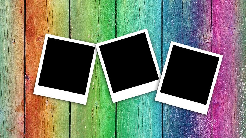 Polaroid Bilderrahmen Foto · Kostenloses Foto auf Pixabay
