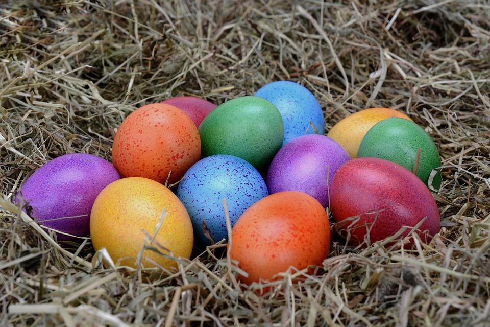 Pisanki, Wielkanoc, Jajko, Dekoracji