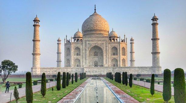 facts and stats of Taj Mahal