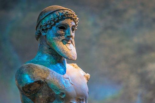 Neptuno, Dios, Dios Del Mar