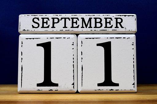 Nine Eleven, 11, September